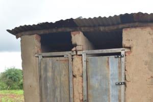 The Water Project: Kathamba ngii Community B -  Latrine