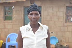 The Water Project: Kathamba ngii Community C -  Beatrice Mwikali