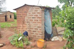 The Water Project: Kathamba ngii Community C -  Bathroom
