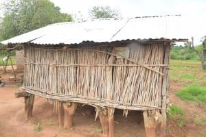 The Water Project: Kathamba ngii Community C -  Granary