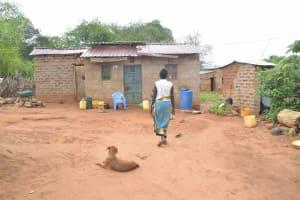 The Water Project: Kathamba ngii Community C -  Home