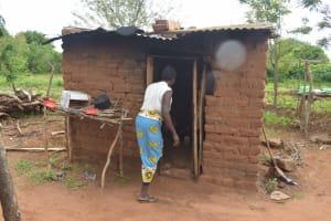 The Water Project: Kathamba ngii Community C -  Kitchen