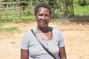 The Water Project: Syonzale Community -  Ngina David