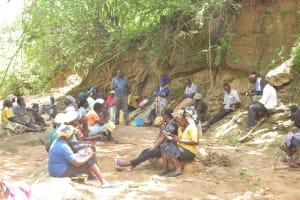 The Water Project: Syonzale Community -  Shg Members