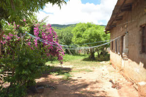 The Water Project: Syonzale Community -  Clothesline