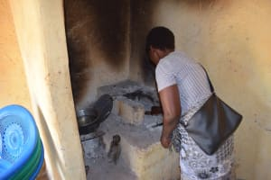 The Water Project: Syonzale Community -  Cooking Area