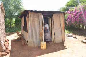 The Water Project: Syonzale Community -  Kitchen