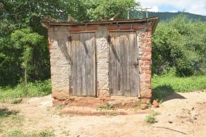 The Water Project: Syonzale Community -  Latrine