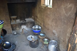 The Water Project: Yumbani Community -  Cooking Area