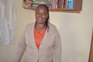 The Water Project: Mutulani Secondary School -  Damaris Mwende Timothy Deputy Head Teacher