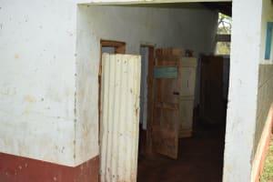 The Water Project: Mutulani Secondary School -  Girls Latrines