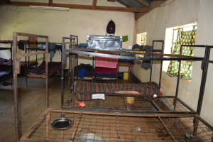 The Water Project: Mutulani Secondary School -  Inside Dorm Room