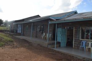 The Water Project: Kimuuni Secondary School -  Classroom
