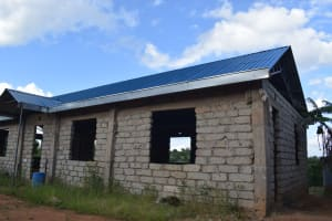 The Water Project: Kimuuni Secondary School -  Dining Hall