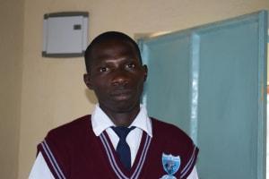 The Water Project: Kimuuni Secondary School -  Student Musyoka
