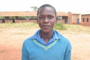 The Water Project: Kamuwongo Primary School -  Student Paul