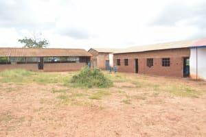 The Water Project: Kamuwongo Primary School -  School Buildings