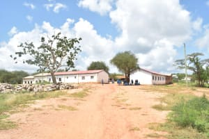 The Water Project: Kamuwongo Primary School -  School Compound