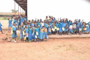 The Water Project: Kamuwongo Primary School -  Students