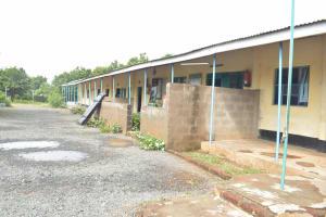 The Water Project: St. Paul Waita Secondary School -  School Grounds