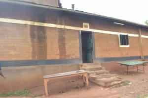 The Water Project: St. Paul Waita Secondary School -  School Kitchen