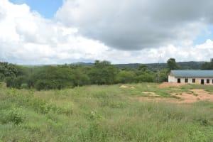The Water Project: Mung'alu Primary School -  Area Around School