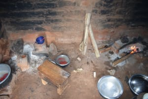 The Water Project: Mung'alu Primary School -  Cooking Area