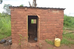 The Water Project: Mung'alu Primary School -  Kitchen