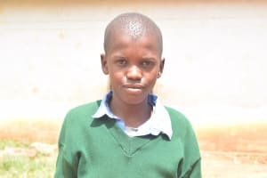 The Water Project: Mung'alu Primary School -  Pupil Maluki