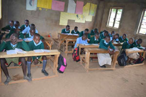 The Water Project: Mung'alu Primary School -  Students