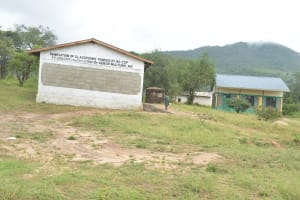 The Water Project: Ndithi Primary School -  School Grounds