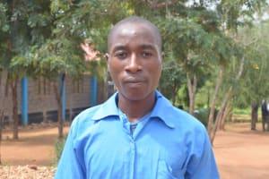 The Water Project: Kalatine Primary School -  Student Elijah