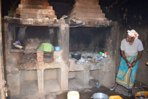 The Water Project: Kalatine Primary School -  Inside Kitchen