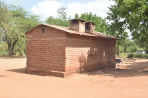 The Water Project: Kalatine Primary School -  Kitchen