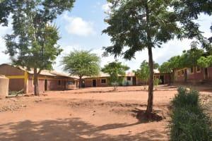 The Water Project: Kalatine Primary School -  School Grounds