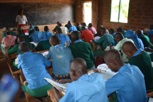 The Water Project: Kalatine Primary School -  Students