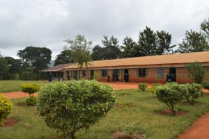 The Water Project: Mukuku Mixed Secondary School -  Classrooms