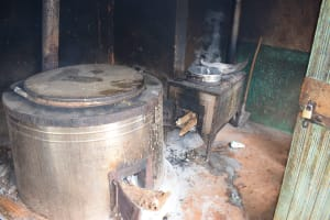 The Water Project: Mukuku Mixed Secondary School -  Cookstove