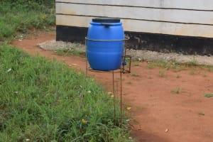 The Water Project: Mukuku Mixed Secondary School -  Handwashing Station