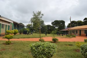 The Water Project: Mukuku Mixed Secondary School -  School Grounds