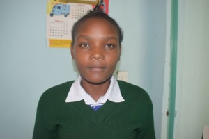 The Water Project: Mukuku Mixed Secondary School -  Student Shene