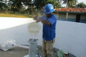 The Water Project: Lokomasama, Musiya, Nelson Mandela Secondary School -  Chlorination