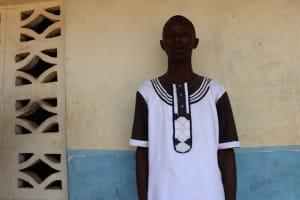 The Water Project: Lokomasama, Musiya, Nelson Mandela Secondary School -  Mohamed K Turay Acting School Principal