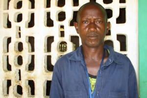 The Water Project: Lokomasama, Bompa, DEC Bompa Primary School -  Victor M Coker