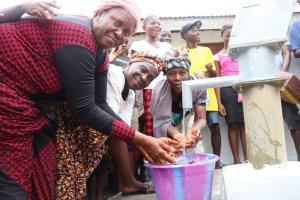 The Water Project: Lungi, Rotifunk, 1 Aminata Lane -  Reliable Water
