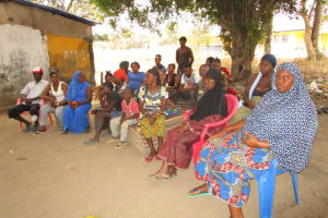 The Water Project: Lungi, Rotifunk, 1 Aminata Lane -  Training Participants