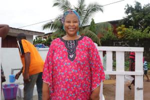 The Water Project: Lungi, Rotifunk, 1 Aminata Lane -  Zainab Kamara