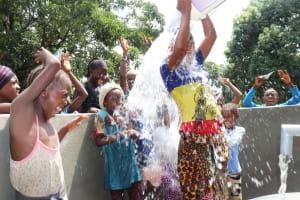 The Water Project: Lungi, Yaliba Village -  Celebrating