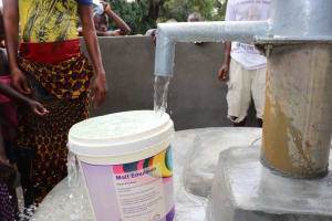 The Water Project: Lungi, Yaliba Village -  Clean Water
