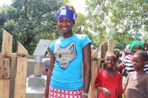 The Water Project: Lungi, Yaliba Village -  Kadiatu